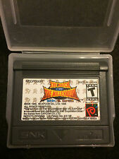 SNK vs.Capcom: The Match of the Millennium (NeoGeo Pocket Color) w/ Case: TESTED
