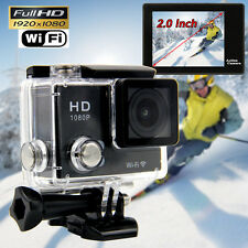 Gopro Hero 4 Style  Wifi Action Camera 1080P full HD Car Camera 30M