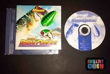 JUEGO DREAMCAST SEGA BASS FISHING   (PAL)