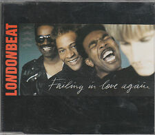 LONDONBEAT CD-MAXI FAILING IN LOVE AGAIN (c) 1988  RCA