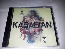 cd musica rock internazionale kasabian empire