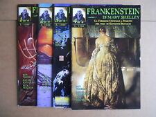 Collezione FRANKESTEIN DI MARY SHELLEY serie 1-4 completa Play Press [G459]