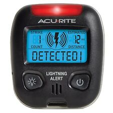 AcuRite 02020 Portable Lightning Detector by AcuRite (02020) NEW