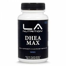 DHEA Max – 50MG Anti-Aging, Bodybuilding, Endurance Formula Free Shipping Save!