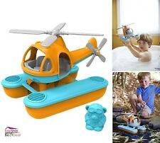 Bath Toy Helicopter Boat Kid Child Toddler Water Play Float Plane Outdoor Indoor