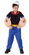 Child Size 4-6 Kids Popeye Costume - Funny Costumes