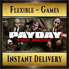 PAYDAY The Heist - Steam Gift Digital Key [PC] Instant Automatic Delivery