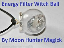Energy Filter Empathy Shield Spell Mini Witch Ball© Pagan Wicca Reiki Witch