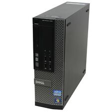 Dell Optiplex 9020 SFF Core i5 3.30 GHz Quad Core,8 GB,180 GB SSD, WIN 7 PRO