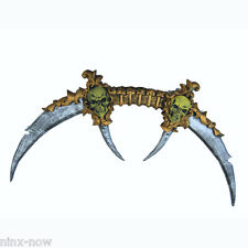 Klingon Blade Weapon Medieval Rubber 56cm Fancy Dress Costume Accessory