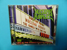Nuclear Assault  - Live At The Hammersmith Odeon  - CD Century Media 66016-2