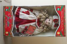 Limited Edition Jo-Ann porcelain doll - Brittany
