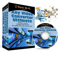 Qualsiasi conversione di video, Video Converter, tutti i formati, YouTube, Tablet CONVERTITORE