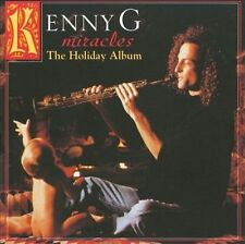 Miracles: The Holiday Album, Kenny G, New
