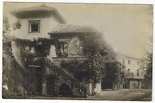 3 Photo Cards about Grazzano Visconti Village in Piacenza, Italy, 1920s
