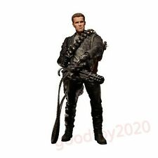 "Neca Terminator 2 S3 Series 3 T-800 Cyberdyne Showdown 7"" Action Figure No Box"