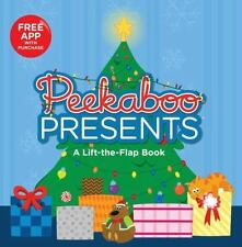PEEKABOO PRESENTS by Night & Day Studios (2015, New Board Book) SHRINK WRAPPED