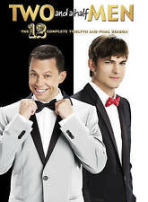 Two and a Half Men: The Complete Twelfth & Final Season (DVD, 2015, 2-Disc Set)