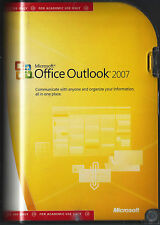 Microsoft Office Outlook 2007 Academic with Product Key FREE SHIPPING!