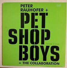 "Pet Shop Boys Break 4 Love Maxisingle 12"" Europa 2001 Promocional 12RDJ 6574"