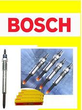 BOSCH DIESEL GLOW PLUGS HDJ80 1/90 to 1/95 4.2 1HDT Engine Toyota Landcruiser
