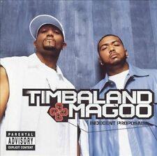 Timbaland & Magoo: Indecent Proposal Explicit Lyrics Audio Cassette