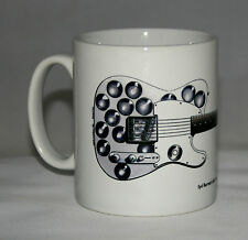 Guitar Mug. Syd Barrett's Fender Esquire