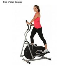Elliptical Machine Indoor Fitness Trainer Cardio Exercise Workout Gym Equipment