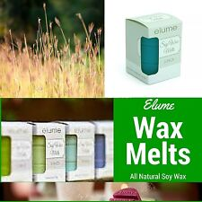 !!SALE!! 12 x Elume Soy Wax Melts - Your Choice of 12 **NEW SCENTS**