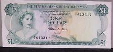 1974 Bahamas, Monetary Authority Dollar Unc Quality      ** FREE U.S SHIPPING **