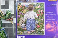 Janlynn Platinum Collection New Adventures Counted Cross Stitch