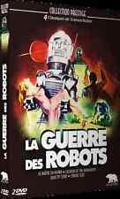 La guerre des robots [ dvd - 4 films ]