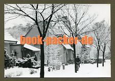 Privatfoto/Vintage photo: Berlin-Zehlendorf im Winter (ca. 1962)