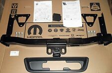 2014-16 JEEP CHEROKEE NEW OEM MOPAR HITCH RECEIVER 2 INCH CLASS III 3 W/ BEZEL
