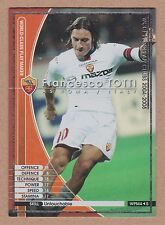 Football Card - 2004/05 Panini WCCF (Eng) WPM #4 Francesco Totti