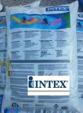INTEX 29058 SABBIA INTEX , SABBIA PER POMPA FILTRO INTEX- SPEDIZIONE GRATIS !!!