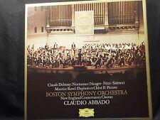 Debussy - Nocturnes/Ravel - Daphnis... / Abbado   1 LP-Box