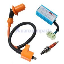 Racing CDI + Ignition Coil For HONDA XR50 XR70 XR80 XR100 CRF50 XR CRF 50 70 100
