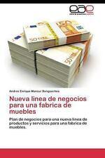 Nueva Linea de Negocios para una Fabrica de Muebles by Manzur Bengoechea...