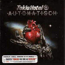 CD Single TOKIO HOTEL A.U.T.O.M.A.T.I.S.C.H. NEW FRANCE
