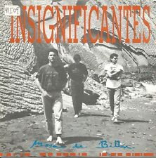 INSIGNIFICANTES-MESA DE BILLAR + VIENTO SUR SINGLE VINILO 1990 SPAIN