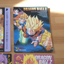 DRAGON BALL Z DBZ ADVENTURE STORIES JUMBO CARDDASS CARD CARTE N° 5 JAPAN 1995 **