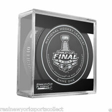 2016 PITTSBURGH PENGUINS SAN JOSE SHARKS STANLEY CUP FINALS GAME 1 - 6 PUCKS