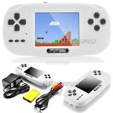 Present Best Gift For Kid Chirdren Boy Girl Game Console Play Toy Funny White