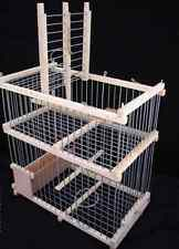 Trap Birds Cage with one Trap