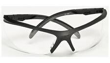 MSA 10119761 SAFETY GLASSES - Adjust Eyewear w/Anti-Fog Anti-Scratch Clear Lens