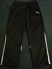 Puma Soccer Football Futbol PowerCat Training Pants Size XL Black