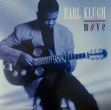 Earl Klugh - Move (CD, 1994, Warner Bros) Smooth Jazz - VG++ 9/10