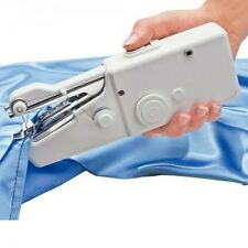 Handy Handheld Sewing Machine Portable Cordless Stitch Anywhere Quick Repairs