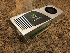 Nvidia Quadro FX 5800 4GB 512-bit GDDR3 PCI Express 2.0 x16 Video Card